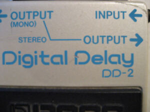 BOSS DD-2 Digital Delay