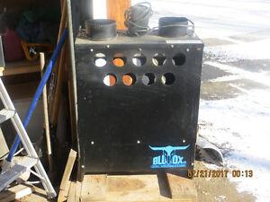 Blue Ox CO2 Generator