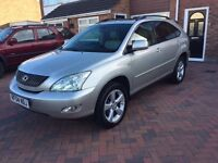 Lexus rx300 codition as new