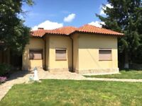 Renovated house for sale near the coastal town Balchik, Bulgaria.