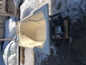 Free Jetted Tub