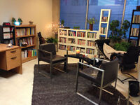 Counselling Office Space – Vancouver (Downtown Howe St.)