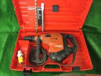 Hilti TE 80 ATC AVR Combi Hammer Drill / Breaker 110v