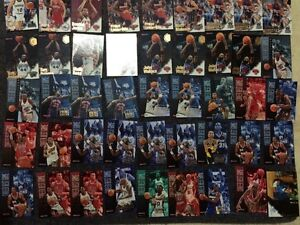 Skybox NBA Hoops 96-97' basketball cards series 1, 2 for sale