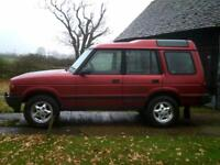 1997/P Land Rover Discovery 2.5 Tdi