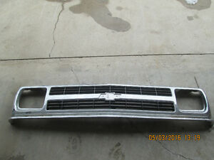CHEVY S 10 GRILL--FITS 1980'S MODELS