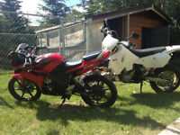 CBR 125 1200 obo as is!