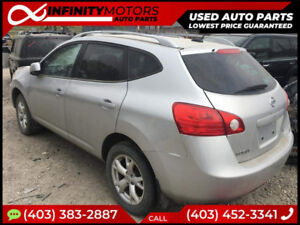 2009 NISSAN ROGUE FOR PARTS PARTING OUT CARS CAR PARTS