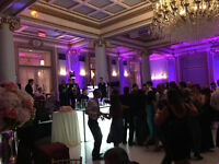 Dance orchestra Montreal Christmas party 2015