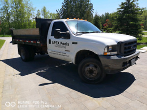 2003 F550 Super-Duty XL Forsale