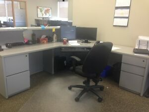 Office work stations for sale- $150 each