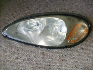 For sale, used driver side headlamp for PTCruiser