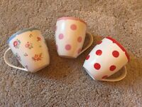 Cath Kidston Mugs / Cups (3 for £5)
