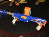 Nerf Raider Blaster