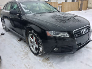 2010 Audi A4 Wagon, Quattro, safetied and great condition
