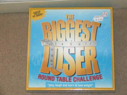 Biggest Loser Boardgame- sealed packaging