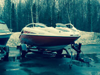 QUICK SELL - Awesome Seadoo boat - fresh service
