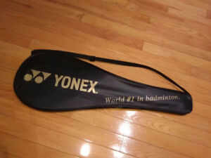 New - never used Yonex badminton racquet