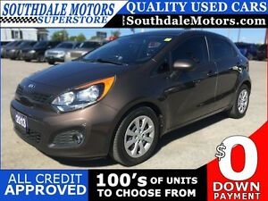2013 KIA RIO LX * BLUETOOTH * LOW KM * LIKE NEW London Ontario image 1