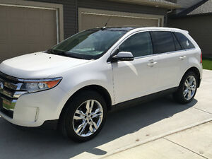 2013 Ford Edge Limited REDUCED PRICED$24000 firm