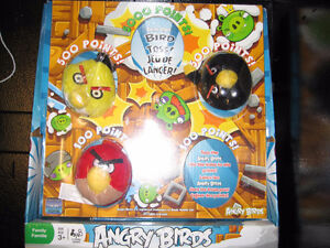 Angry Birds Toss