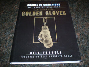 DAILY NEWS GOLDEN GLOVES 80 YEARS OF NEW YORK BOXING Windsor Region Ontario image 1