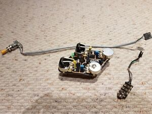 Gibson Les Paul Quick Connect Wiring