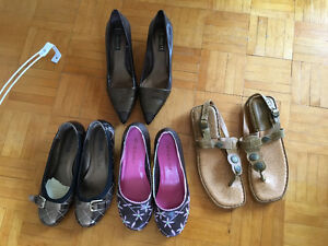 Shoes 7.6 / 8 - Moving Sale