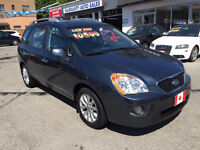 2011 Kia Rondo EX 7 PASSENGER WAGON...LOW KMS...MINT COND. City of Toronto Toronto (GTA) Preview