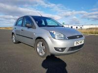 2005 Ford Fiesta 1.6TDCi 2005.5MY Zetec Climate 5 door