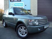 LAND ROVER RANGE ROVER 3.0 TD6 AUTO VOGUE, SAT NAV, FULL HEATED LEATHER, CRUISE+