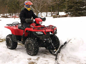 CLEARING SNOW JUST GOT A WHOLE LOT MORE FUN!! Kingston Kingston Area image 1
