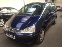 FORD GALAXY 1.9 TDI 2005 55 REG + MOT JULY 2017.