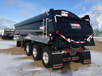 DOEPKER GRAVEL TRAILERS