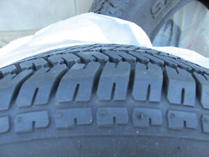 2 @ SX 9000 HR RADIAL TIRES ( $ Negotiable) West Island Greater Montréal image 3