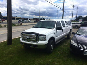 2005 Ford F-350 XLT Turbo Diesel