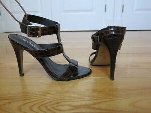 **** REDUCED PRICE **** Le Chateau Strappy Sandals
