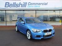 2014 BMW 116 2.0TD Sports Hatch d M Sport