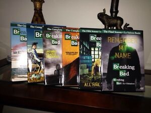Breaking Bad- - All 6 Seasons!
