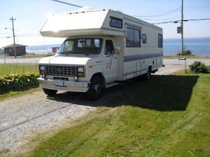 1989 F350 Ford 28 ft Motorhome