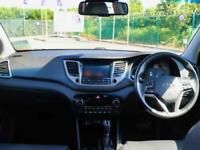 2017 Hyundai Tucson Hyundai Tucson 1.7 CRDi Sport Edition 5dr 2WD Auto SUV Diese