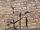 Mountain bike frame set large Giant XTC