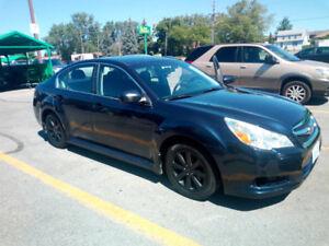 2012 Subaru Legacy 2.5 Premium