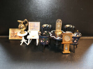 Vintage Dollhouse Furniture