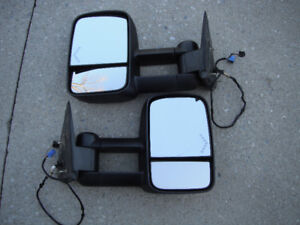 Factory Towing Mirrors