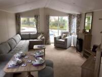 Luxery static caravan for sale Devon Bideford Bay Holiday Park 12 month season