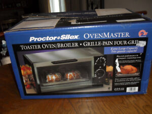 Proctor-Silex Toaster Oven/Broiler