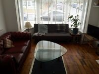 Double room in charming flat