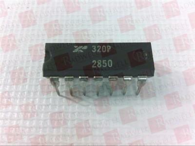 Exar Xr320p  Brand New Current Factory Packaging