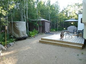 Camping at Cozy Creek Campground Seasonal 2 sites open 2018